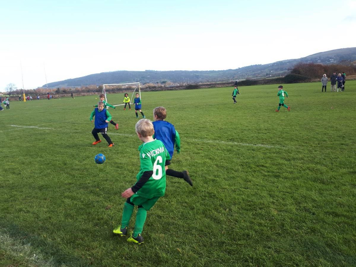 Bishops Cleeve Colts u8 Rovers